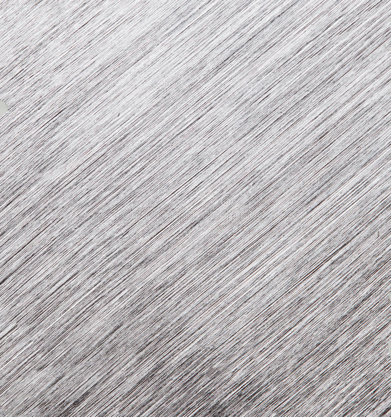 Fundo da textura do metal Foto macro do alumínio escovado closeup fotografia de stock