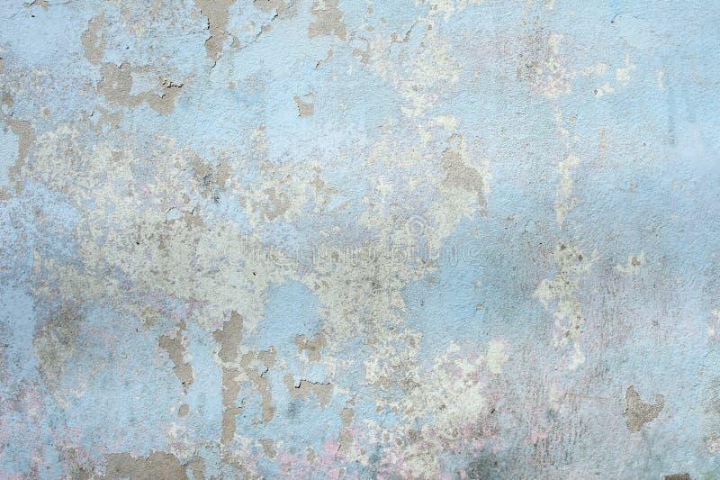 Fundo da textura do muro de cimento da pintura da casca fotografia de stock royalty free