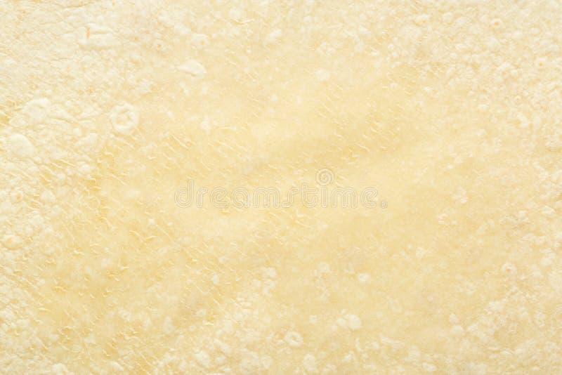 Fundo da textura do pão da tortilha fotografia de stock