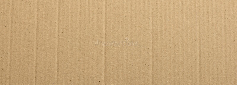 Fundo da textura do papel de embalagem da caixa, bandeira, opinião do close up fotos de stock