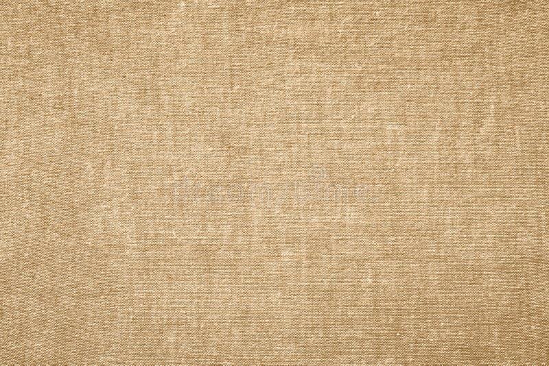 Fundo da textura do papel de parede da tela de Brown fotografia de stock royalty free