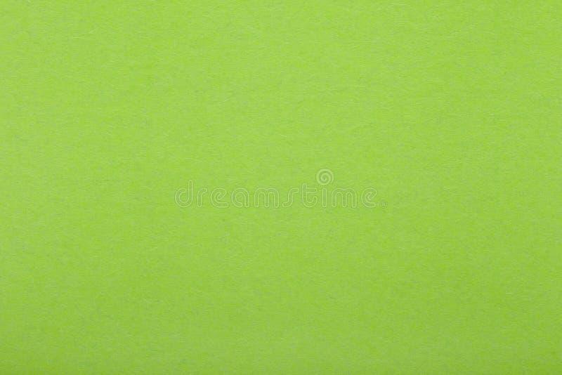 Fundo da textura do papel verde imagem de stock