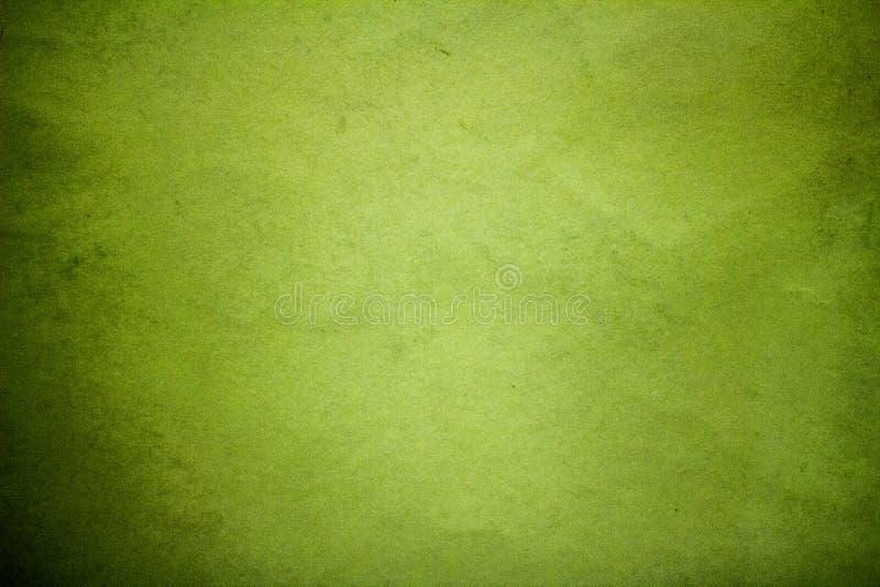 Fundo da textura do papel verde foto de stock royalty free