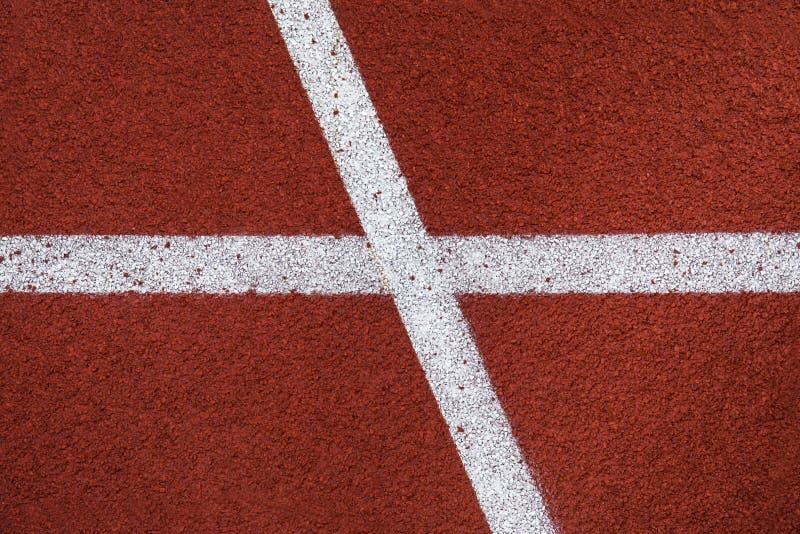 Fundo da textura do sumário da estrada (pista de atletismo). imagens de stock royalty free