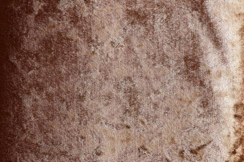 Fundo da textura do tapete da pele de Brown imagem de stock royalty free
