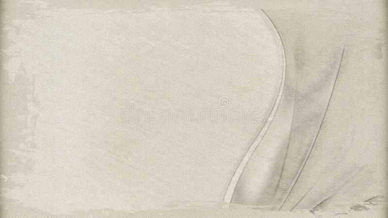 Fundo da textura do vintage ilustração do vetor