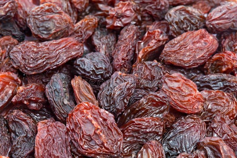 Fundo da textura dos Raisins. imagem de stock