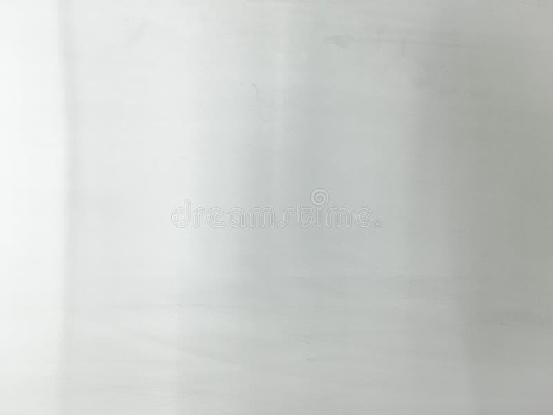Fundo da textura da folha de prata Branco e brilho da prata, fundo da faísca Envolvimento brilhante do fundo da textura do metal  fotografia de stock