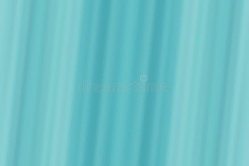 Fundo da textura ou teste padrão de vidro abstrato azul, molde criativo do projeto ilustração royalty free