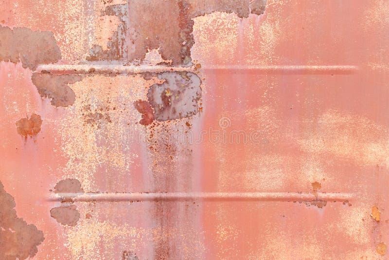 Fundo da textura oxidada do metal imagem de stock royalty free