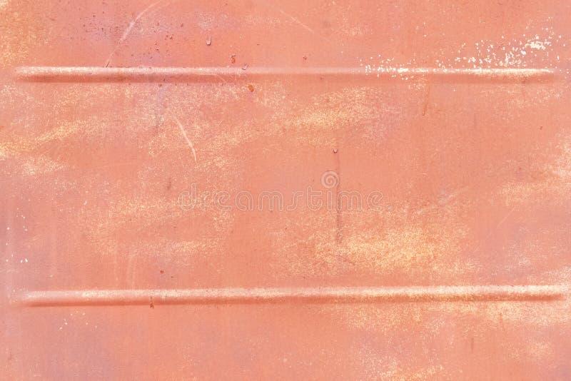 Fundo da textura oxidada do metal imagens de stock