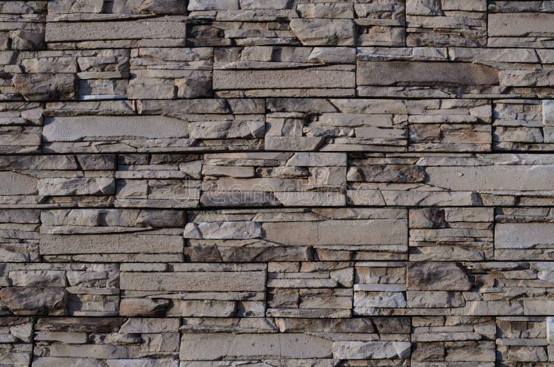 Fundo da textura da parede da rocha e do mármore Vista superior fotos de stock