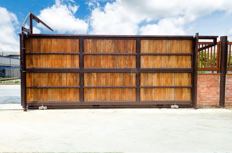 Fundo da textura da prancha de madeira fotografia de stock royalty free