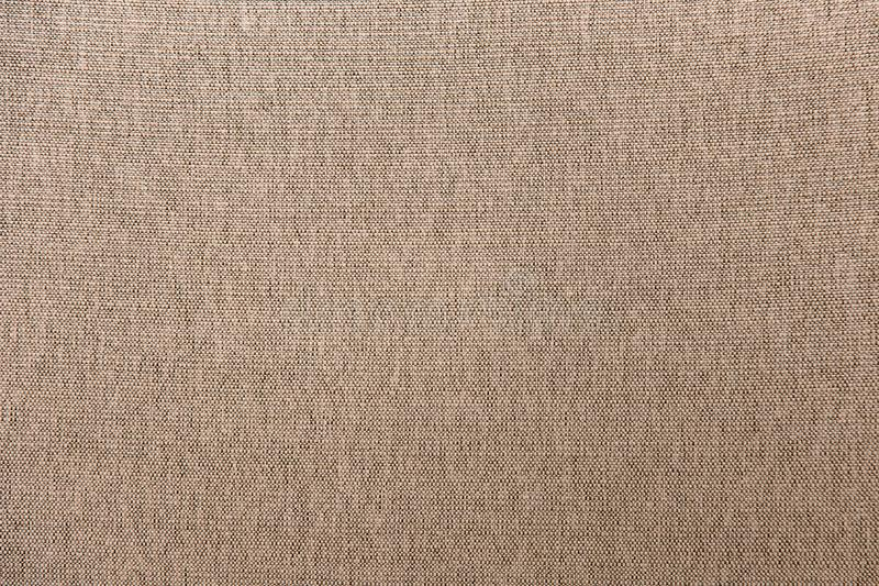 Fundo da textura da tela de pano de Brown do close-up fotos de stock royalty free