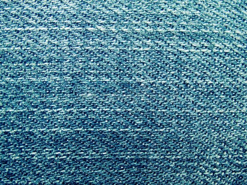 Fundo da textura velha das calças de brim do vintage imagem de stock