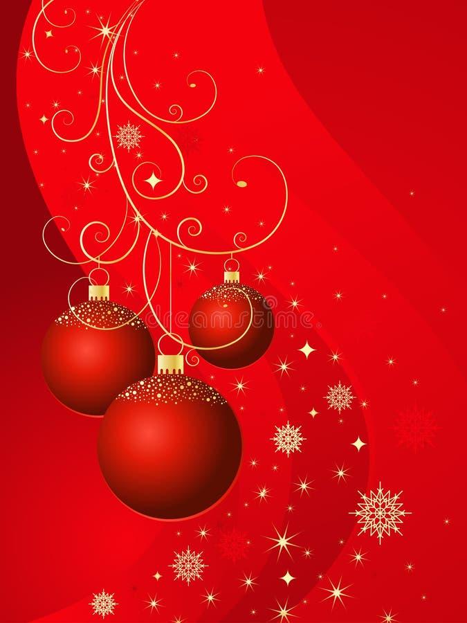 Fundo da véspera de ano novo. ilustração royalty free