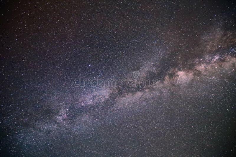 Fundo da Via Látea da galáxia foto de stock royalty free