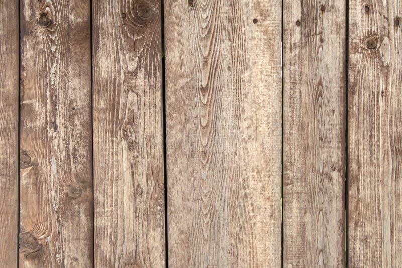 Fundo das placas de madeira idosas foto de stock royalty free