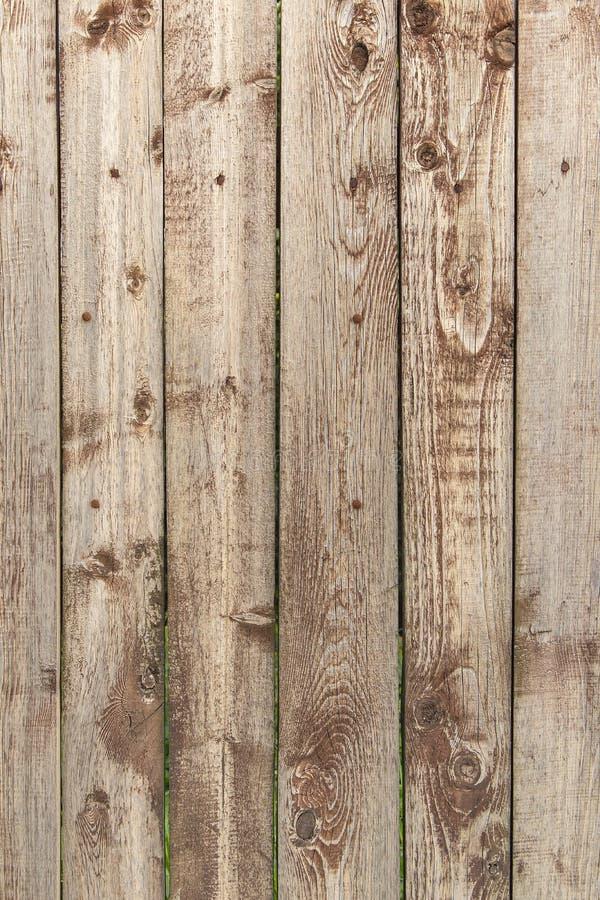 Fundo das placas de madeira idosas imagem de stock