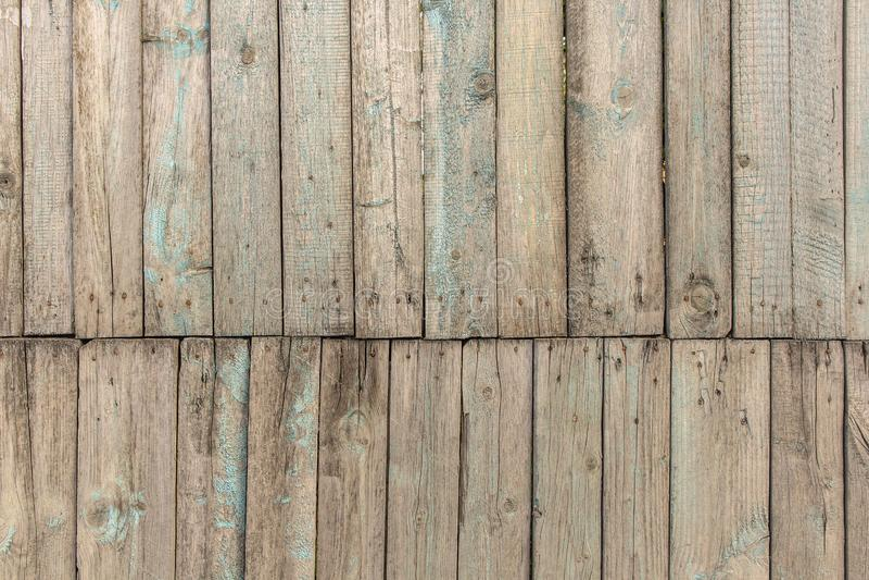 Fundo das placas de madeira idosas fotos de stock
