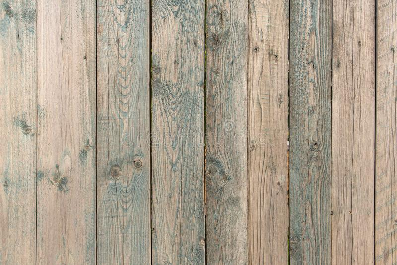 Fundo das placas de madeira idosas imagens de stock