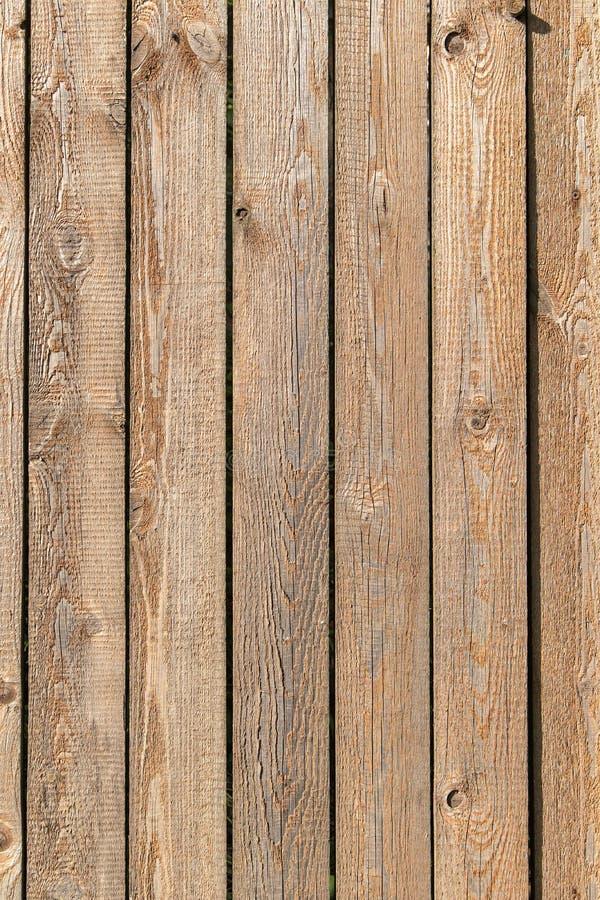 Fundo das placas de madeira idosas foto de stock