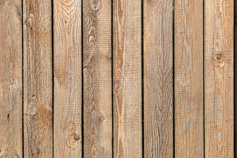 Fundo das placas de madeira idosas fotografia de stock