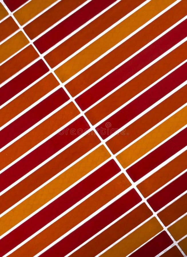 Fundo das telhas de mosaico da cor da mistura imagens de stock royalty free