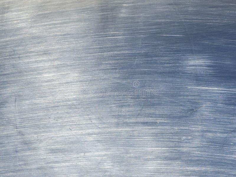 Fundo de aço do sumário da textura do metal fotos de stock