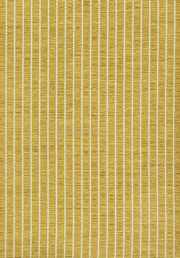 Fundo de bambu da esteira imagens de stock royalty free