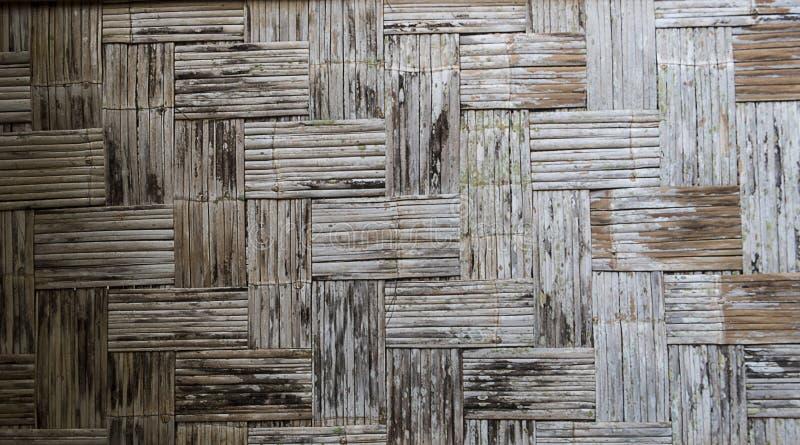 Fundo de bambu feito imagem de stock