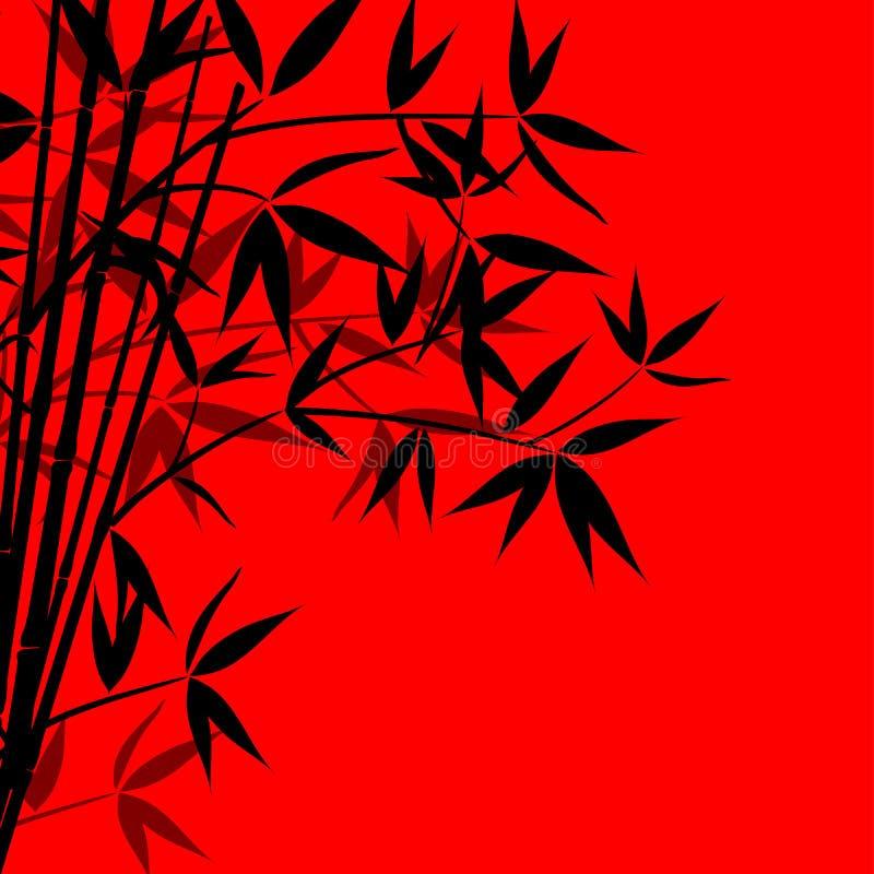 Download Fundo de bambu, vetor ilustração do vetor. Ilustração de orgânico - 12813395