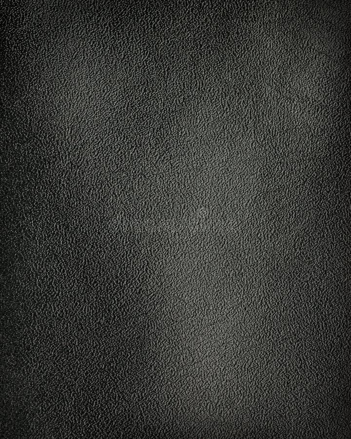 Fundo de couro preto imagens de stock