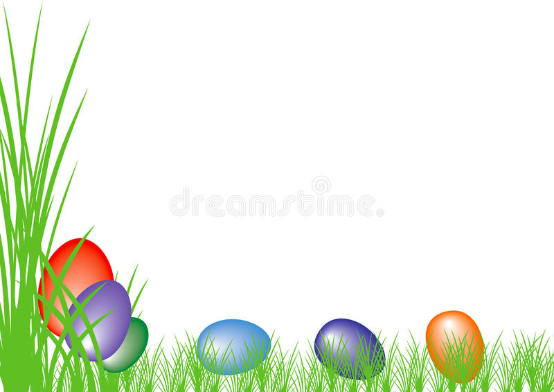 Fundo de Easter fotografia de stock royalty free