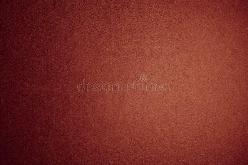 Fundo de feltro da laranja fotos de stock royalty free