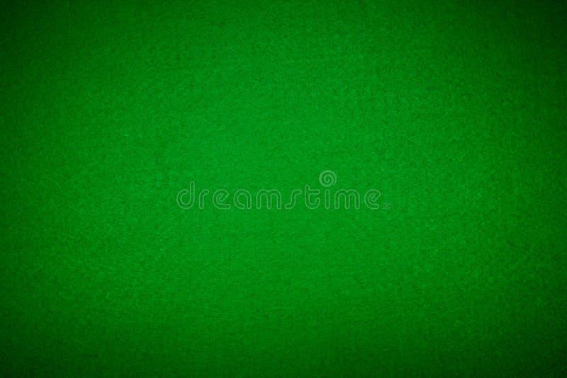 Fundo de feltro da tabela do póquer fotografia de stock royalty free