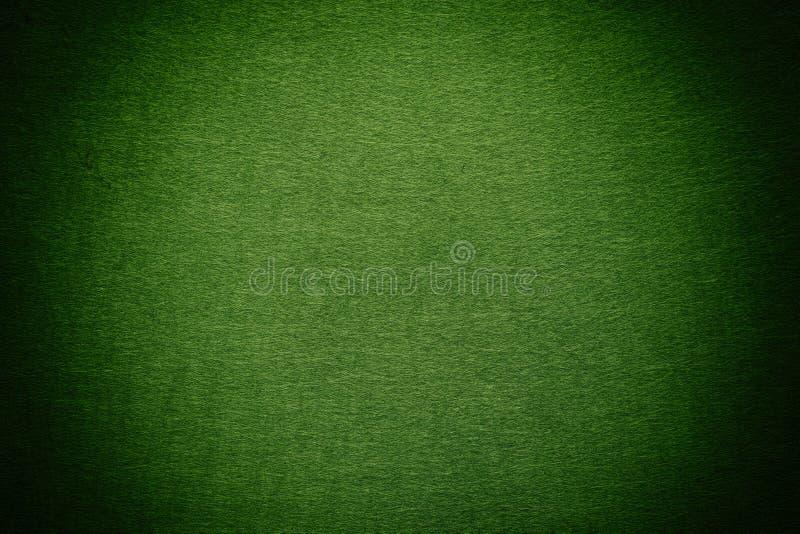 Fundo de feltro do verde fotos de stock royalty free