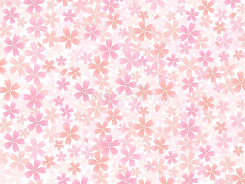 Download Fundo De Flores Cor-de-rosa Ilustração do Vetor - Ilustração de japão, de: 65577772
