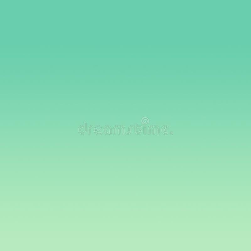 Fundo de Gradação de Ombre Pastel Verde de Neo Mint fotos de stock royalty free
