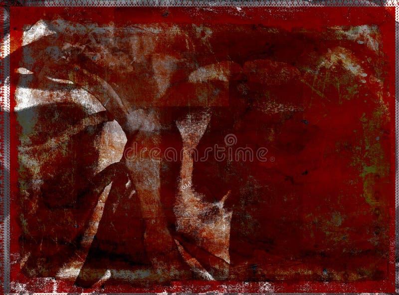 Fundo De Grunge Imagens de Stock