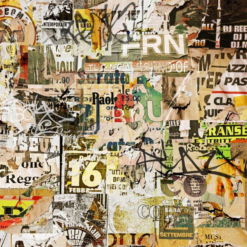 Fundo de Grunge fotografia de stock royalty free