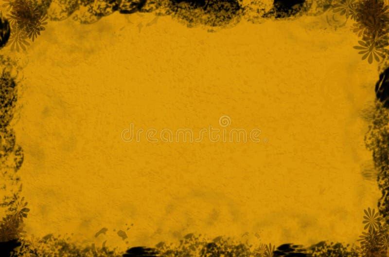 Fundo de Grunge com espaço para o texto ou a imagem ilustração stock