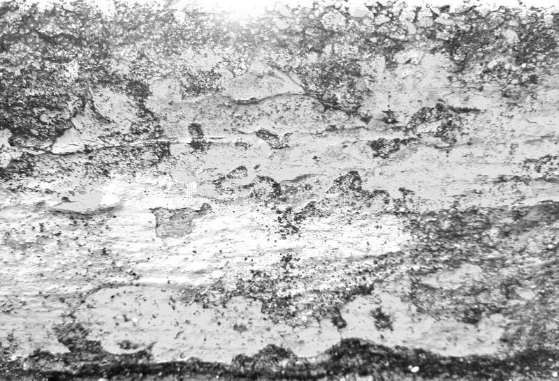 Fundo de Grunge em preto e branco Grande textura Útil como o contexto imagem de stock