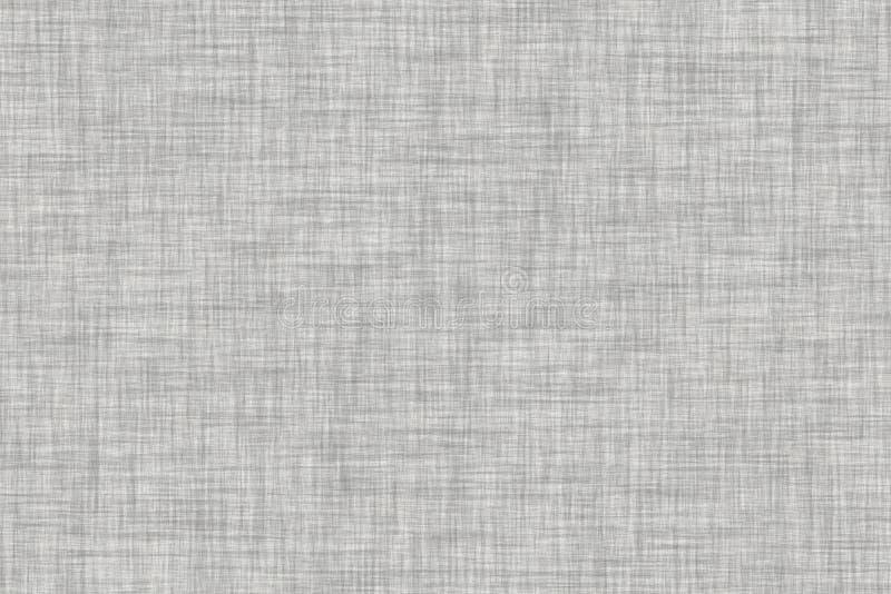 Fundo de linho sem emenda colorido branco da textura ilustração royalty free