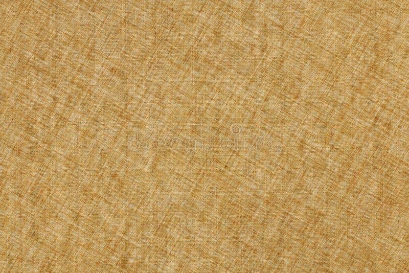 Fundo de linho sem emenda de cor castanha da textura ilustração royalty free