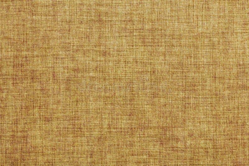 Fundo de linho sem emenda de cor castanha da textura ilustração do vetor
