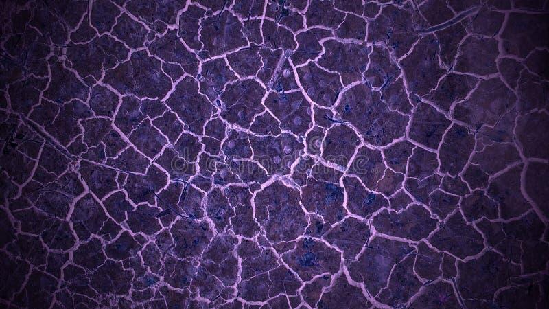 Fundo de mármore artificial violeta escuro foto de stock