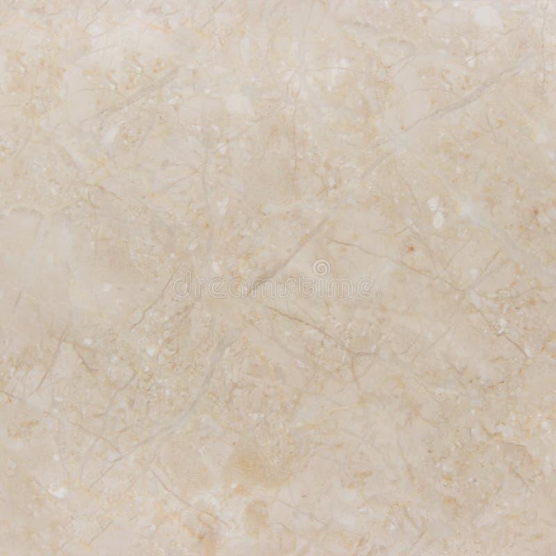 Fundo de mármore bege fotos de stock royalty free