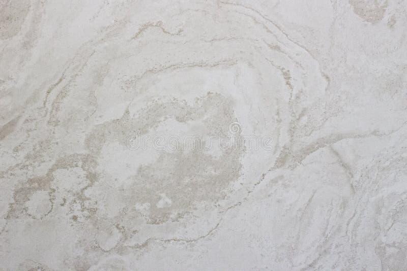 Fundo de mármore bege natural abstrato da textura da superfície da pedra para a fonte luxuosa do projeto fotografia de stock