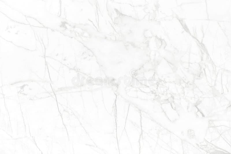 Fundo de mármore branco da textura com o sem emenda brilhante da estrutura do detalhe e luxuoso, abstrato de alta resolução do as fotografia de stock royalty free